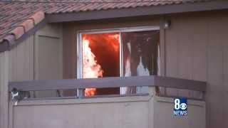 家が火事になってベランダに逃げ遅れた猫が・・・ thumbnail