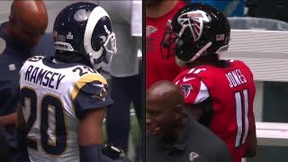 Julio Jones vs Jalen Ramsey (2019) | WR vs CB Matchup