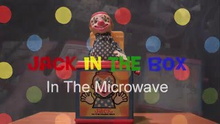Jack In The Box In The Microwave