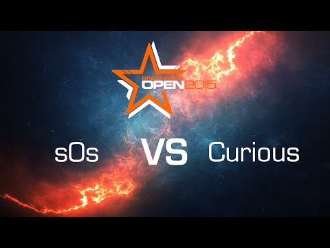 sOs vs. Curious [PvZ] - RO8­ - Bo5 - DreamHack Open Stockholm 2015