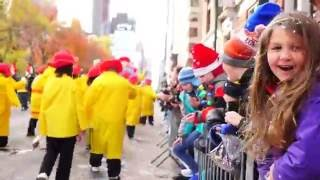 Confetti Cannons: Macy's Thanksgiving Day Parade
