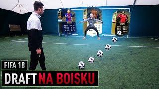 DRAFT NA ORLIKU - PIĘKNA BRAMKA! -  FIFA 18