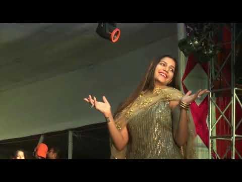 Full Live Stage Performance By Sapna Choudhary In Khurda Mela Bihar With Original Sound By Kundan