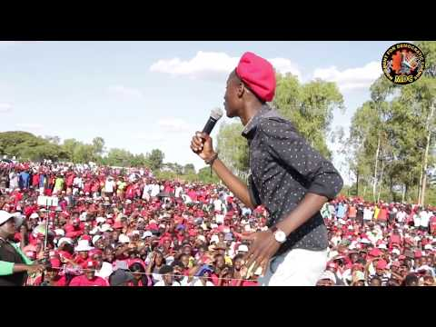 President Chamisa's address  -   Seke rally