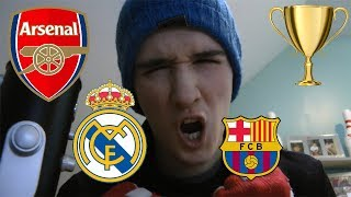 WHO WILL WIN THE CHAMPIONS LEAGUE AND THE EUROPA LEAGUE ???