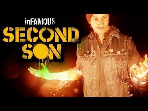 INFAMOUS: Second Son - Part 4 - Epic New Power!