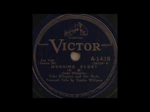 MORNING GLORY (朝顔) / Duke Ellington and his Orch. [日本ビクター A-1438]