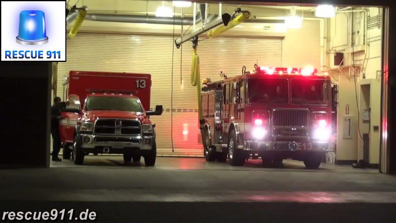 Report: Los Angeles Fire Department needs strategic plan, new ...