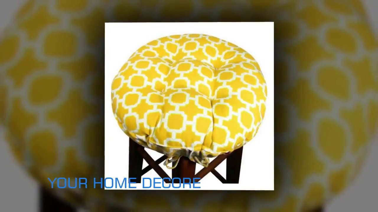 Bar Stool Replacement Seat Cushions   Chair, Seat U0026 Bar Stool Cushions | Indoor  Chair Cushions