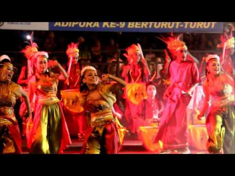 Festival Rontek Pacitan 2016 - Rontek Kecamatan Punung