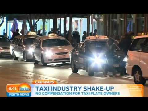 Taxi Wars | Today Perth News