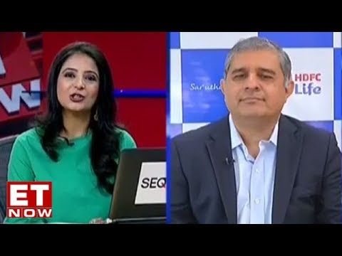 HDFC Life CEO Amitabh Chaudhry On Insurance Sector | Exclusive