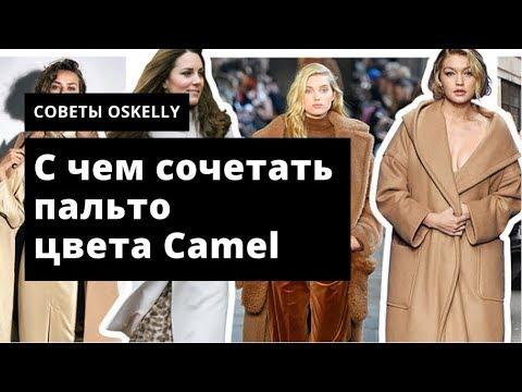 Актуальные образы с бежевым пальто. С чем носить пальто цвета Camel. Oskelly