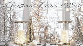 GLAM CHRISTMAS DECOR
