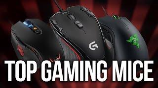 Top Gaming Mice of 2015 thumbnail