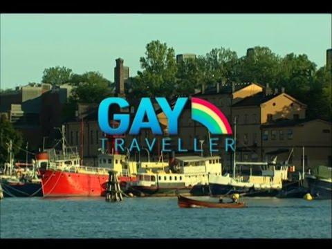 Globe Trekker - Gay Traveller: Gay Pride Stockholm with Megan McCormick