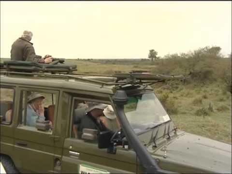 Tourism Peaks in Kenya