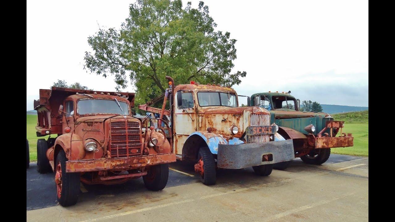 Old Mack Trucks 60