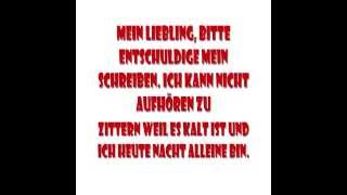 Olly Murs - Dear Darlin (Deutsche Übersetzung)
