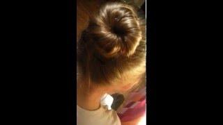 2 proste i ładne fryzury do szkoly