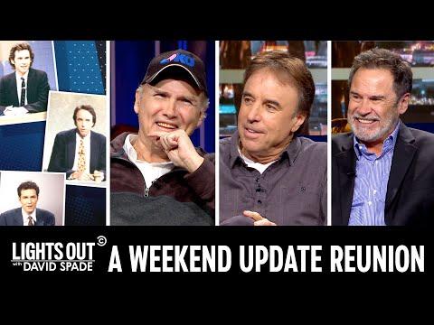 Mark Simone - Watch Norm Macdonald, Dennis Miller, and Kevin Nealon Heckle David Spade