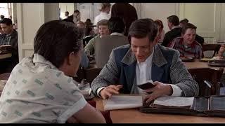 Заступился за девушку ... отрывок из фильма (Назад в будущее/Back to the Future)1985