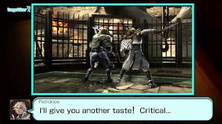 SoulCalibur V - How to play : Critical Edge