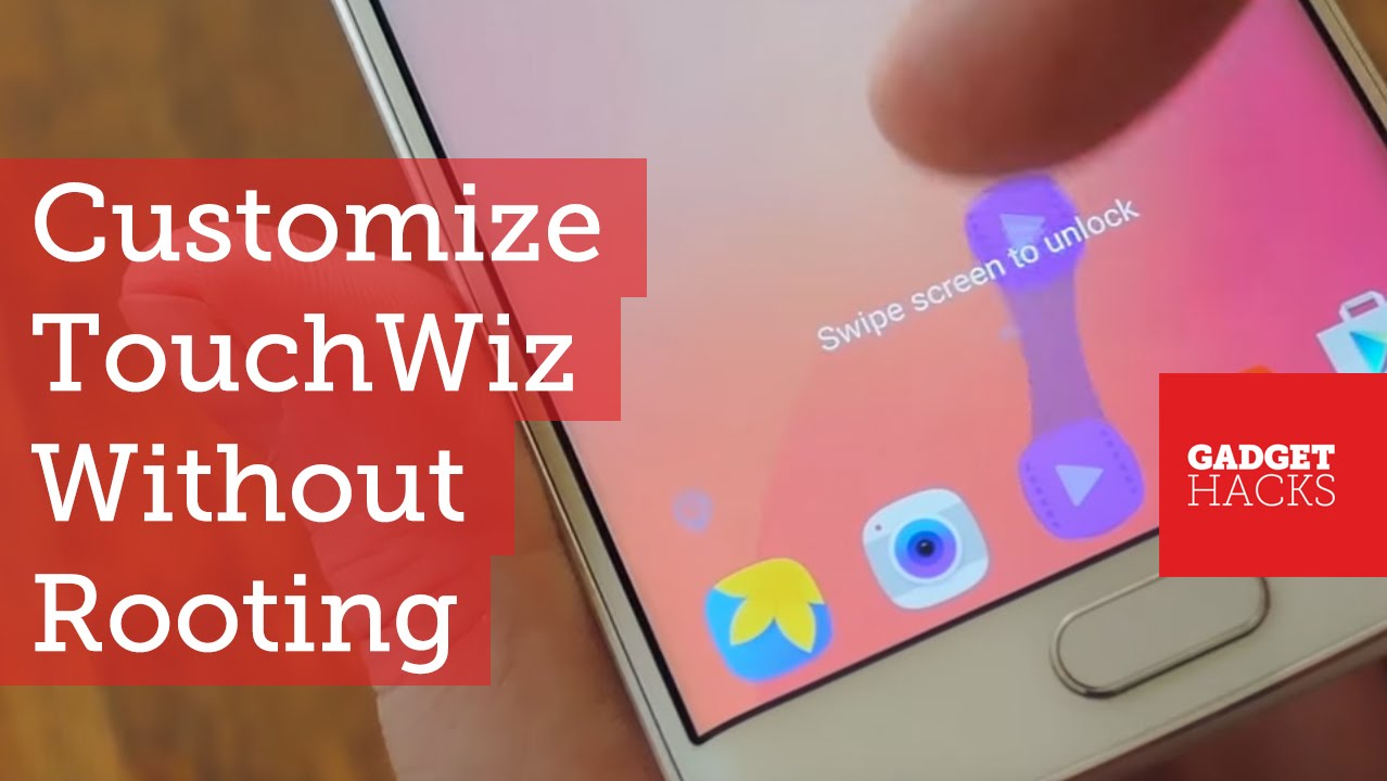 Customize Your Samsung Galaxy's Entire UI Without Root [How-To]