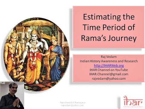 On Estimating The Date Of Ramayana