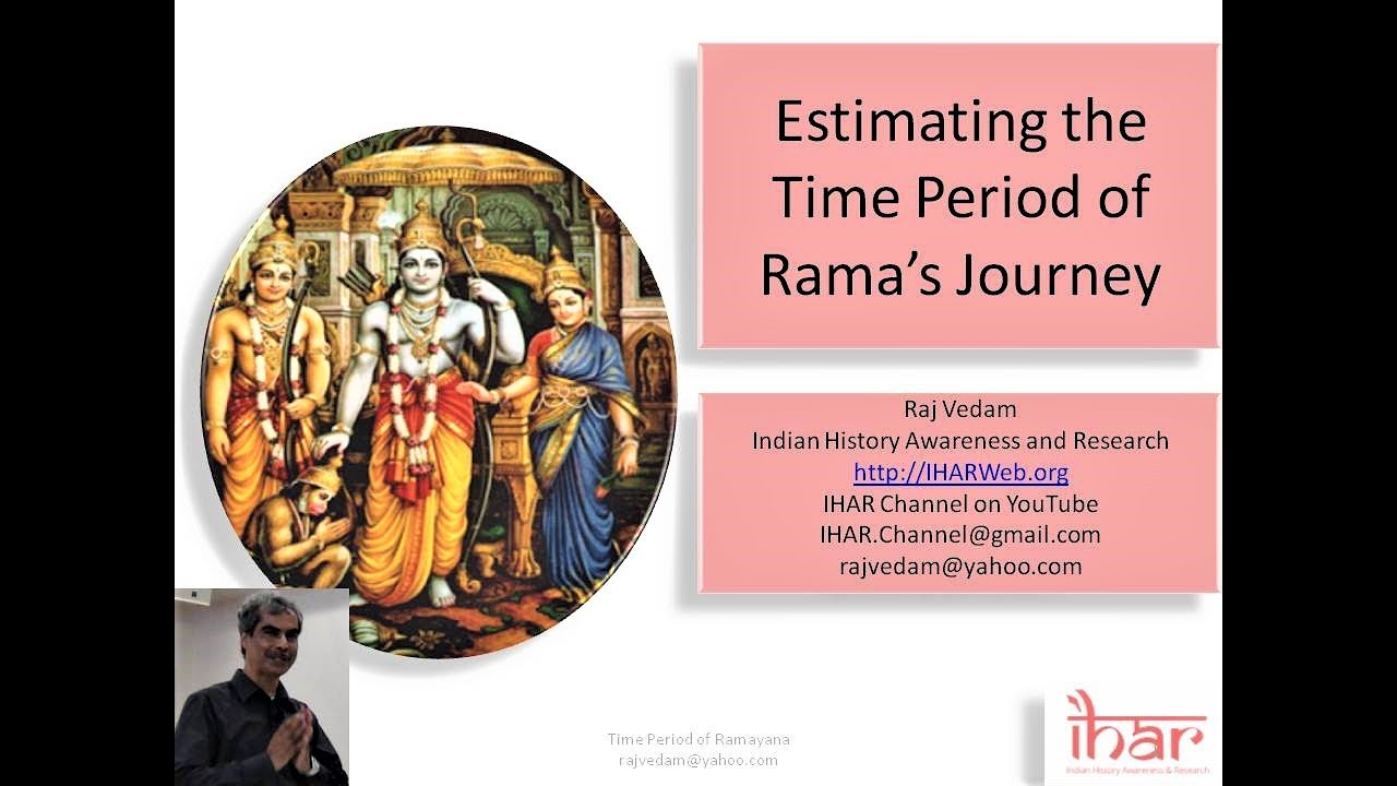 "16 thoughts on ""Ramayana Scientific Dating Wrong?"""