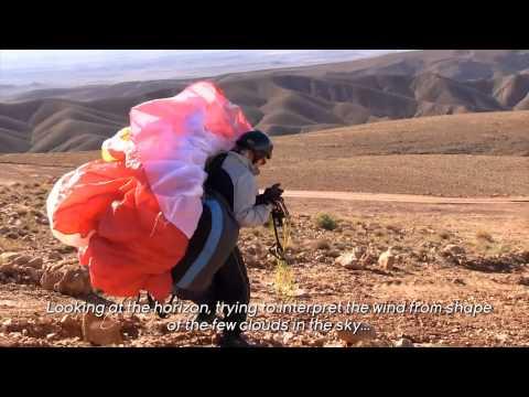 1st Paragliding  Festival in Morocco
