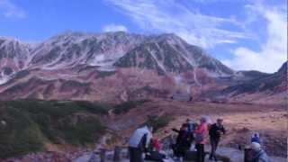 2012.10.10  立山 みくりが池