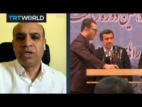 Mahjoob Zweiri on Iran barring Mahmoud Ahmadinejad from running for president in country