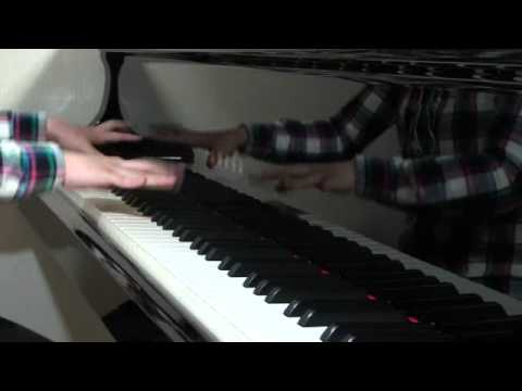 "SPECIAL OTHERS ""AIMS""~mudy on the 昨晩 ""marm""(Piano Cover)"