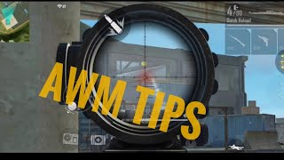 AWM 😍 এর সবচেয়ে  জনপ্রিয়  টিপস 🙄 স্কোপ না বন্ধ করে একাধারে ফায়ার করার ট্রিক 😍😍😍