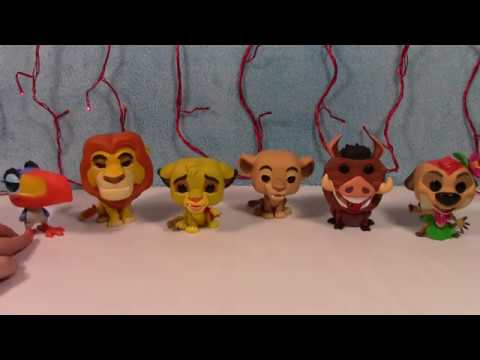 Disney le roi lion ZAZOU Pop Vinyl-NEW EN STOCK