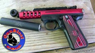Davidson's Exclusive Ruger Mark IV Lite 22 Pistol Giveaway