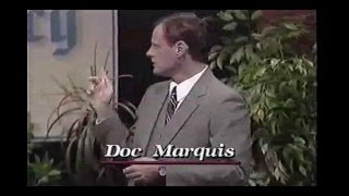 Doc Marquis- America's Occult Holidays. Learn Not The Way Of The Heathen Jeremiah 10:2 (Be Separate)
