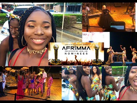 2017 AFRIMMA AWARD CEREMONY VLOG FT. The ghetto kids, Falz,