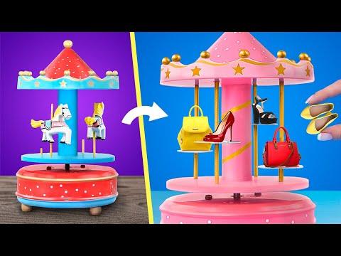 15 DIY Barbie Fashion Ideas