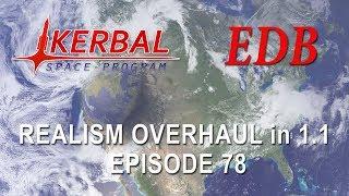 Realism Overhaul in Kerbal Space Program 1.1.3 - 78 - Preparing NERVA
