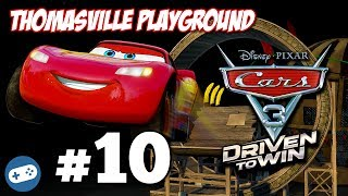 Cars 3 Driven to Win Gameplay Part 10 Thomasville Playground!