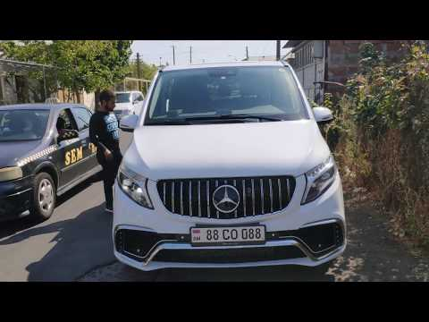 Mercedes Vito 2017: переделка 70000$