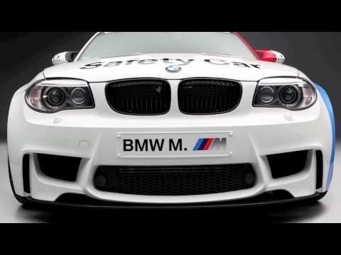 ► BMW 1M Safety Car Moto GP (First Images)