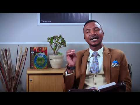 Times Of Salvation Ep1(TBN Africa) by Ps. Ebenezer Kiluba