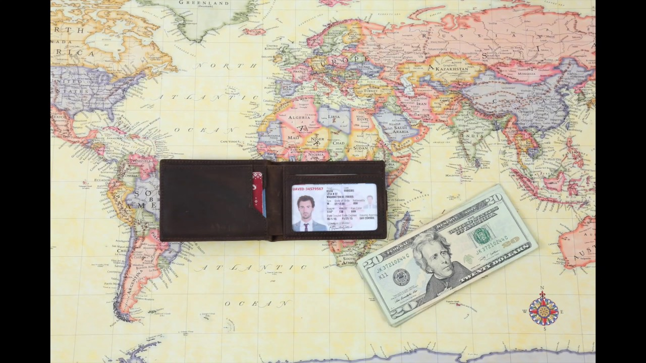 2.0 Wallet // Jet Black video thumbnail