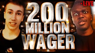 200 MILLION WAGER VS MINIMINTER (FIFA 14)
