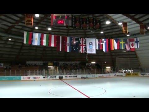 IIHF Inline Hockey WC: Great Britain - Hungary