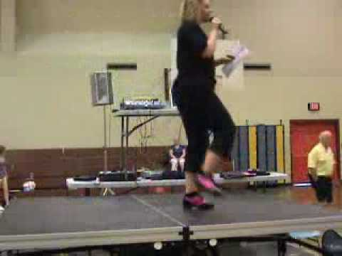 Holy Ghost Revival - Clogging Workshop Dance Through