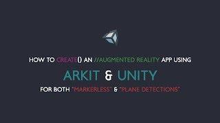 ARkit ve Birlik kullanarak AR bir Uygulama oluşturma